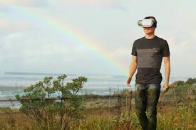 VR walk